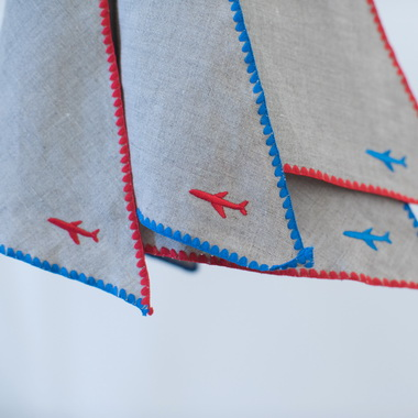 三角形 飛行機青