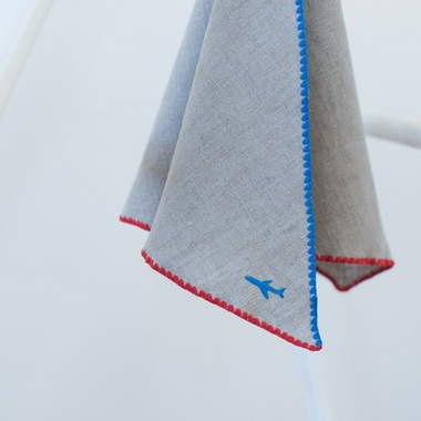 rhombus blue plane